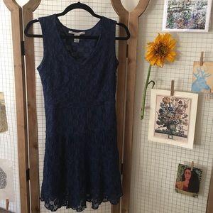 Comfortable Knit Dress
